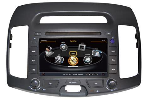 hyundai elantra gps software update hyundai avante elantra 2006 2011 aftermarket navigation radio