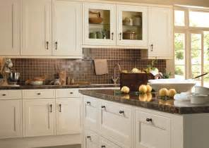 Brown Kitchen White Cabinets 5 Steps To A Kitchen You Will Killam The True Colour Expert
