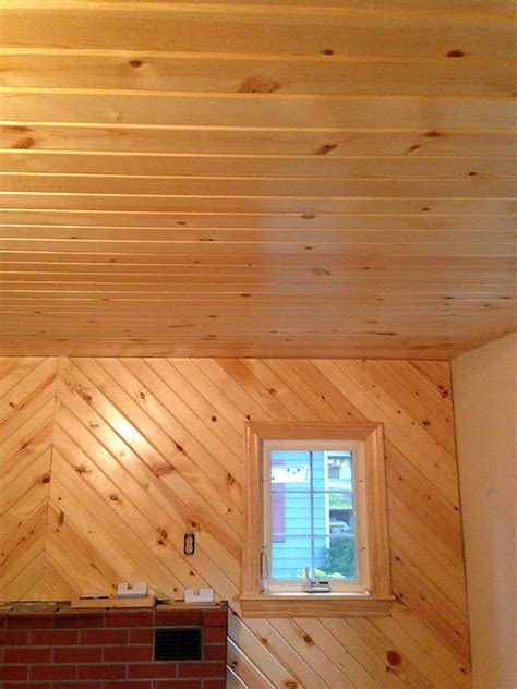 Tongue And Groove Walls And Ceilings by Photos Of New Construction Remodeling Renovation Additions Zehr Building Llc
