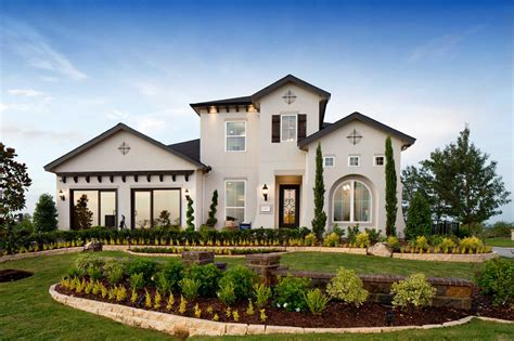 home design by houston hammond toll brothers unveils homesite section in cinco ranch