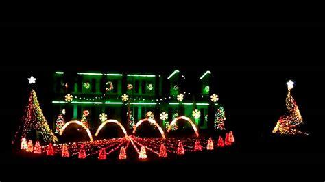 2012 burton christmas lights opener youtube