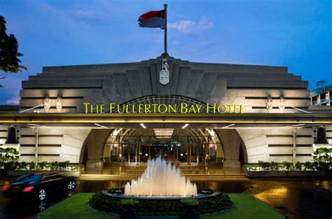 fullerton hotel new year goodies andr 233 fu distinguished designer of the year at maison et