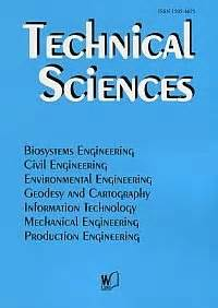 technical sciences home