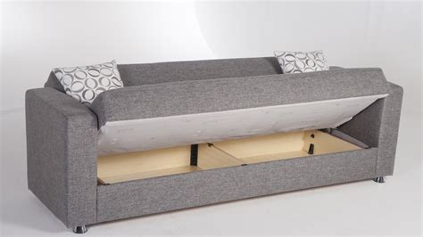 Sectional Sleeper Sofa With Storage Tokyo Sofa Bed With Storage
