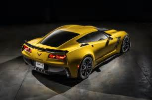 new chevy cars 2015 2015 chevy corvette z06 performance stats released