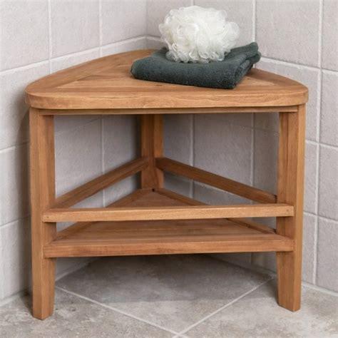 teak shower corner bench corner shower bench seat home design ideas teak shower