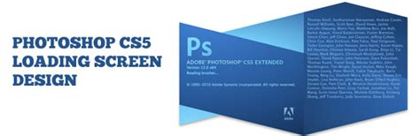 load pattern in photoshop cs5 photoshop cs5 loading screen in photoshop devisefunction