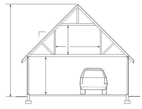 Gambrel Pole Barn garage plans with attic now available at behm design