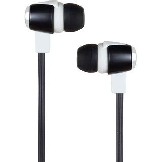 Headphone Flashmob flashmob flat stereo earphone buy flashmob flat stereo earphone at best prices from