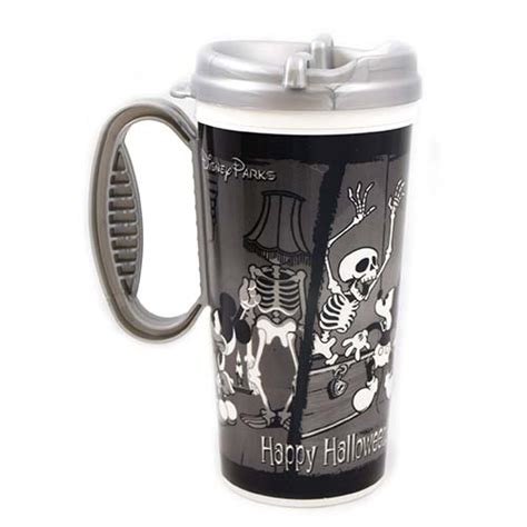 Your WDW Store   Disney Thermal Travel Mug Cup   Happy Halloween   Mickey Mouse
