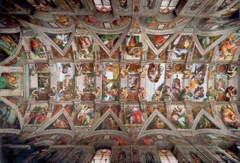 La Chapelle Sixtine Plafond by Quot Week End 224 Rome Quot Au Gr 233 Du Vent 224 Fleur D Eau
