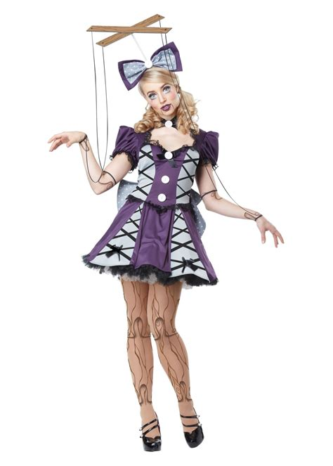 halloween costumes marionette women costume funny costumes