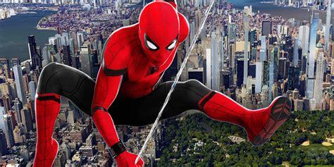 mcu spider man    proper web swinger   movies