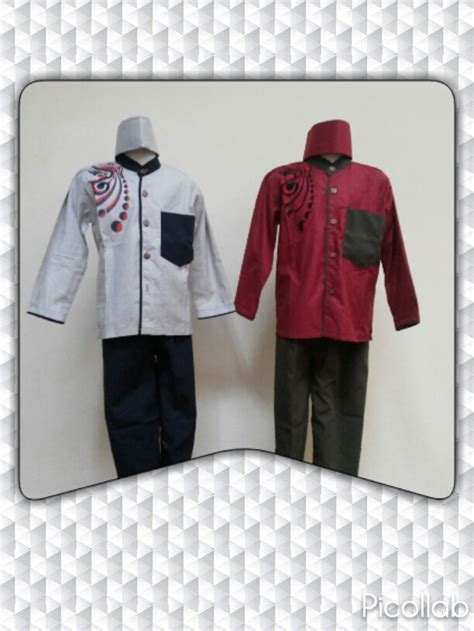 Pusat Setelan Setelan Setelan Elvis pusat grosir baju koko ali anak laki laki murah 39ribu baju3500
