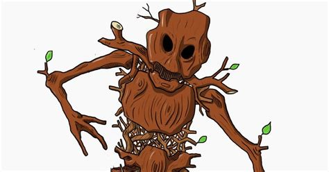 Wenderlyn 40 A 1 d d basic monsters twig blight