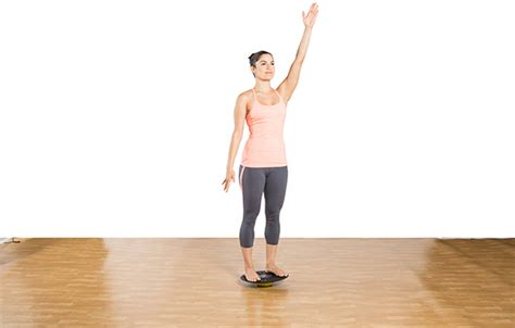 arm swing exercise the best balance board exercises for runners active