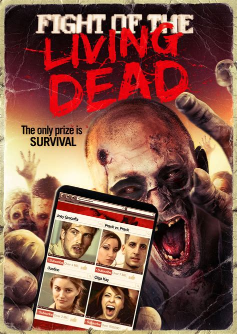 web series fight of the living dead now available on