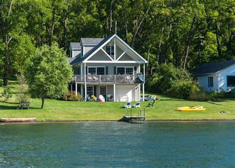 Fish On Finger Lakes Properties Finger Lake Cottage Rentals