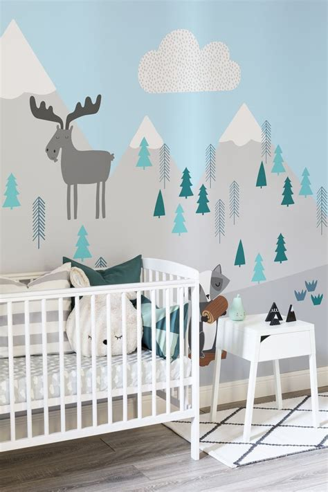 room wall murals 944 best nature baby themed rooms images on babies rooms baby room and child room