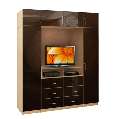 Aventa TV Wardrobe X Tall Contempo Space