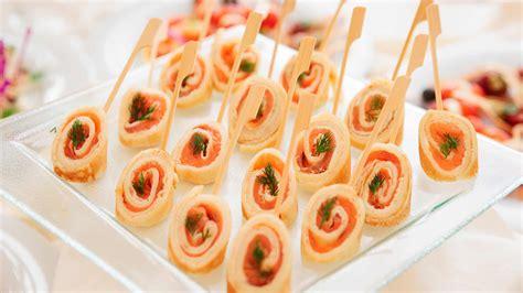 smoked salmon canape ideas salmon rolls canape ideas schwartz