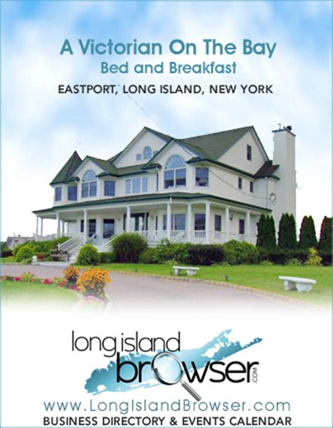 a victorian on the bay bed and breakfast easport long