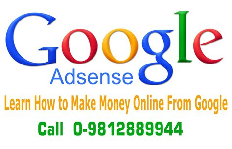 adsense training google adsense and professional blogging course gurgaon