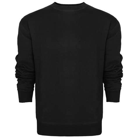 plain neck sweater mens sweatshirt jumper crew neck sweater plain casual