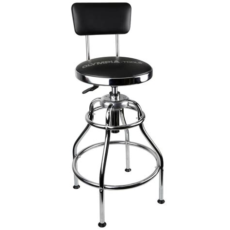 Wheel Tough Bar Stools by Toolstud Heavy Duty Shop Seat Hrs The Home Depot