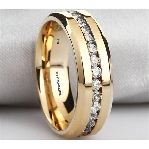 Cincin Titanium Stainless Steel Black Silver Harga Satuan Mens Wedding Bands Titanium Mens Wedding Ring Fresh