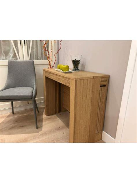 consola comedor extensible mesa consola extensible en mesa de comedor multifuncion