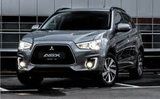 mitsubishi car new model mitsubishi asx 2016 model changes and release date