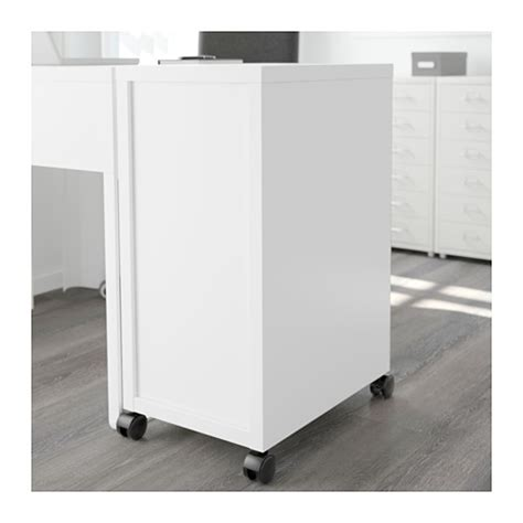 ikea file storage micke drawer unit with drop file storage white 35x75 cm ikea