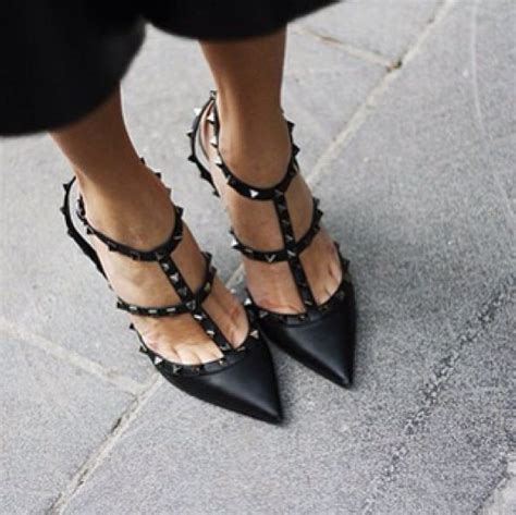 Alba Af 8s41 Black Silver Original 25 best ideas about valentino rockstud on