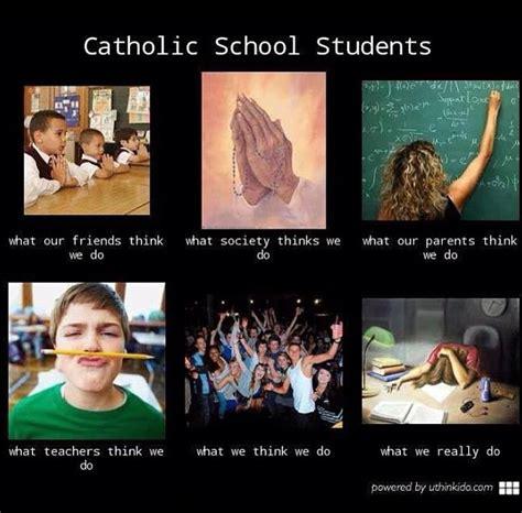 School Girl Meme - 25 best ideas about catholic school humor on pinterest