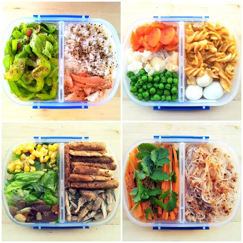 pack  healthy lunch  work huffpost