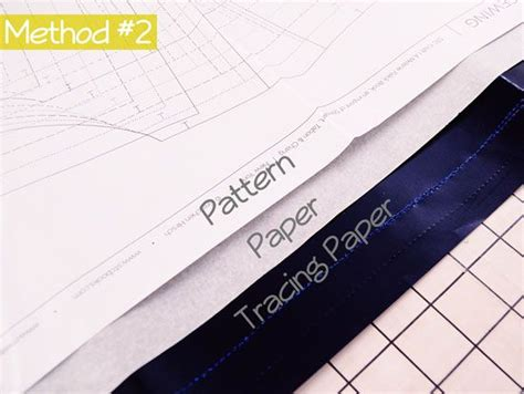 waxed pattern tracing paper how to trace sewing patterns 187 a fashionable stitch