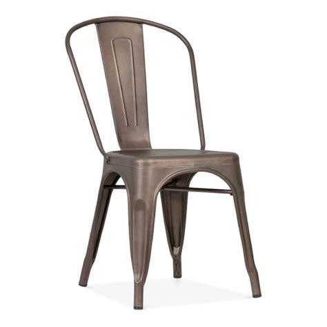 chaise tolix occasion chaise de style tolix rustique cult uk