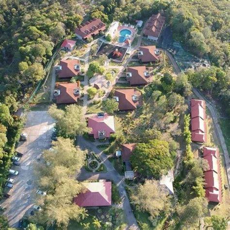 ragency jerai hill resort tempat percutian hebat  gunung