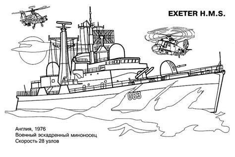 dessin en ligne bateau 34 dessins de coloriage bateau de guerre 224 imprimer sur