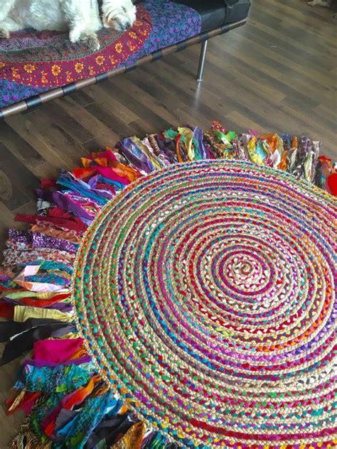 tapis tresse 17 meilleures id 233 es 224 propos de tapis tress 233 sur tapis fait tutoriel de