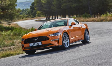 ford europe 2018 ford mustang heads to europe the torque report