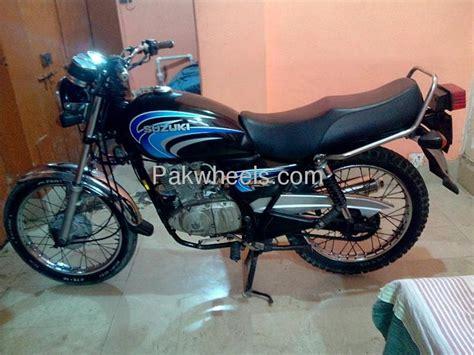 Suzuki Gs 125 For Sale Used Suzuki Gs 125 2005 Bike For Sale In Karachi 108940