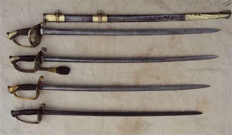 war sword regulation officer s swords american civil war forums