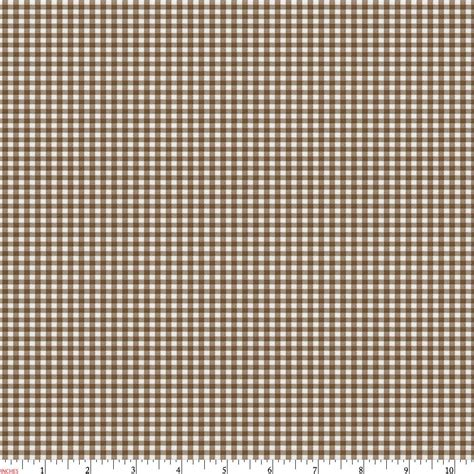 gingham upholstery fabric chocolate brown gingham fabric by the yard brown fabric