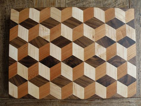 3d woodworking 3d cutting board 1