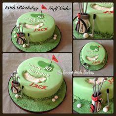 isaacs golf themed  birthday party golf birthday cakes birthday cakes  golf birthday