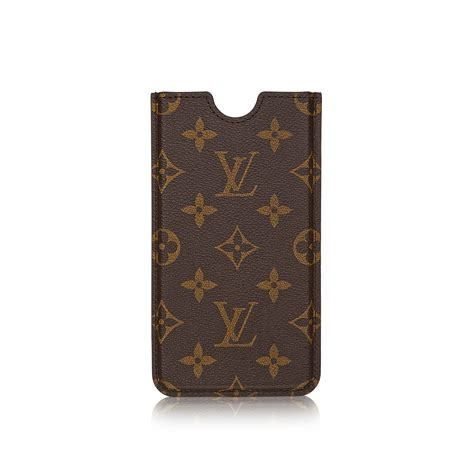 Iphone 6 6s Plus Lv Louis Vuitton Vintage Floral Hardcase Hardcase Iphone 6 Plus Monogram Canvas Small Leather