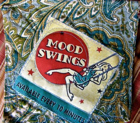 add mood swings quotes mood swings pot holder hot pad by pinksewingroom
