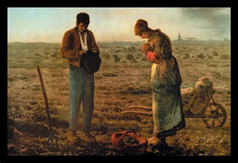 angelus paint vans buyenlarge the angelus by jean francois millet painting